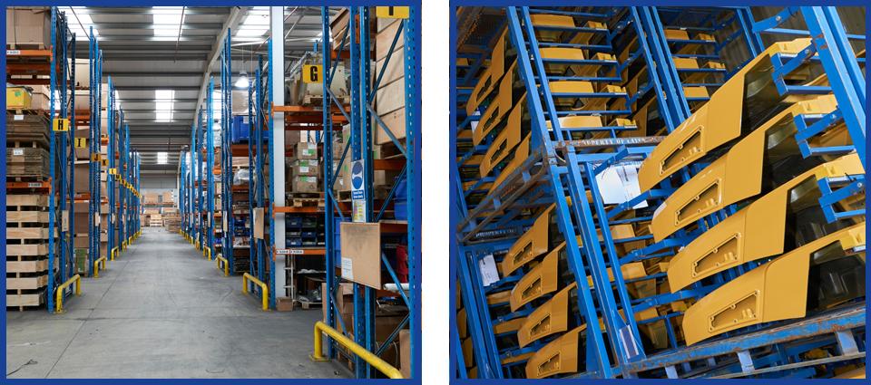 TEP Materials and Logistics